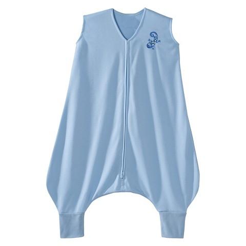 HALO SleepSack Lightweight Knit Early Walker - Blue Gecko - Medium