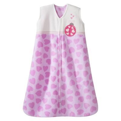 Halo Pink SS MD Pink Ladybug  - M