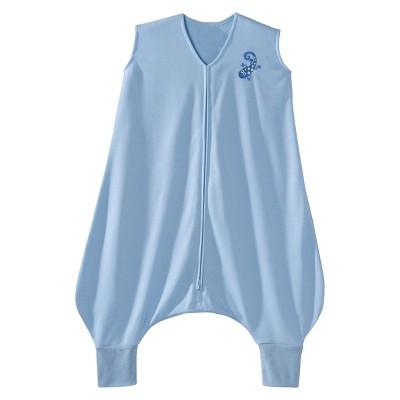 HALO SleepSack Lightweight Knit Early Walker - Blue Gecko - Large