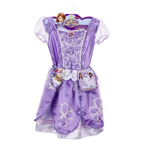 disney sofia the first transforming dress  target
