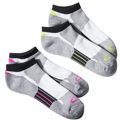 C9 by Champion® Women's Running Low Cushion Cut Socks 2-Pack