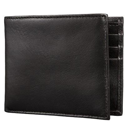 Merona® Men's Bifold Wallet - Assorted Colors