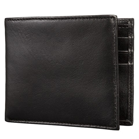 Merona® Men's Bifold Wallet - Assorted Colors