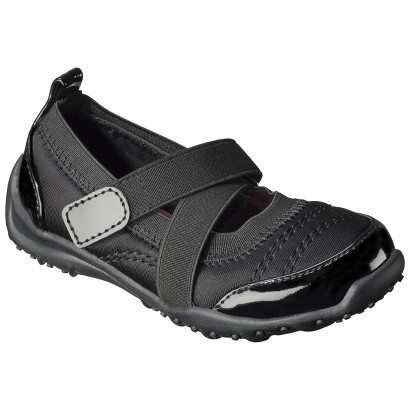 Toddler Girl's Cherokee® Darla Mary Jane Shoes - Black