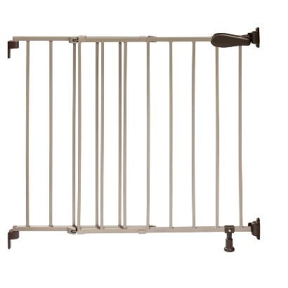 Summer Infant Stylish&Secure® Slide and Lock Metal Gate