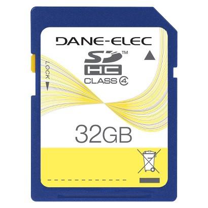 Dane 32GB SD Memory Card - Black (DA-SDHS32GT3-C)