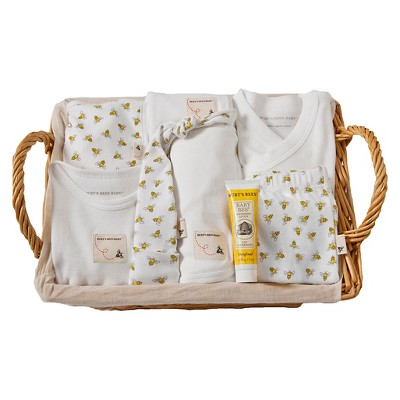 Burt's Bees Baby Organic Take Me Home Honeybee - Cloud  3-6 M