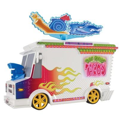 Dreamworks Turbo Transforming Taco Truck Playset