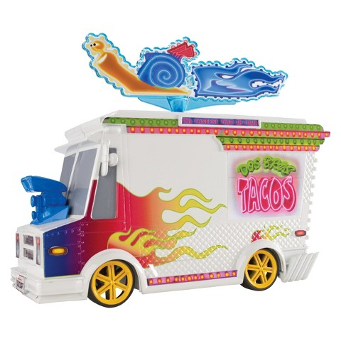 Dreamworks Turbo Transforming Taco Truck Playset