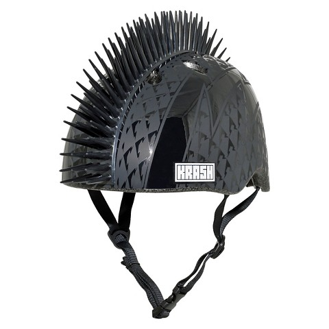 KRASH! Cube Hurt Hawk Helmet - Black