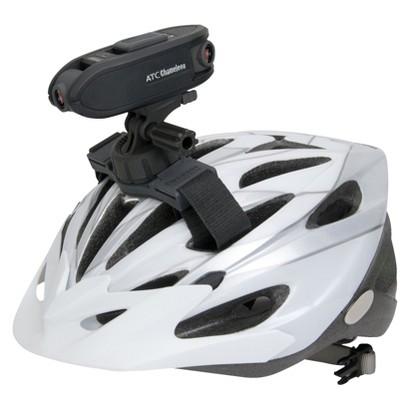 Oregon Scientific Vented Helmet Camcorder Mount for ATC Chameleon - Black (ATCM-V)