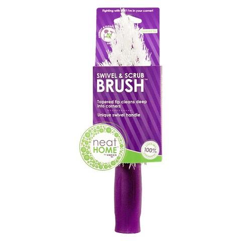 neatHOME Swivel & Scrub Brush