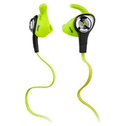 Monster® iSport Intensity Headphones - Green (128949)