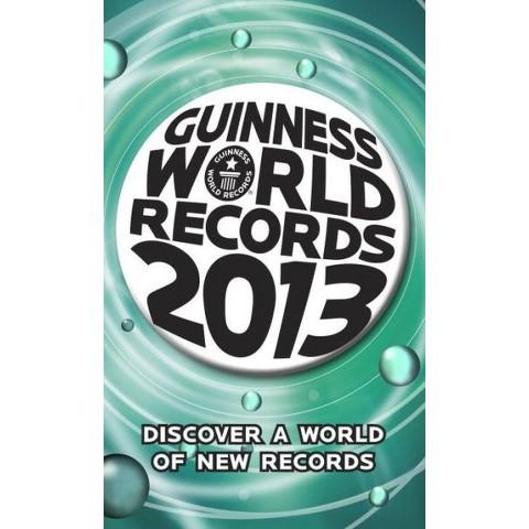Guinness World Records 2013 by Craig Glenday (Editor)(Mass Market Paperback)