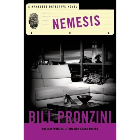 Nemesis by Bill Pronzini (Hardcover)