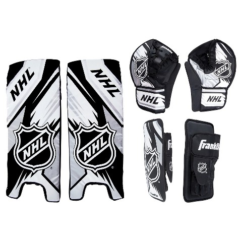 Franklin Sports Youth Street Hockey Goalie Equipment Set