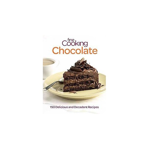Fine Cooking Chocolate (Paperback)
