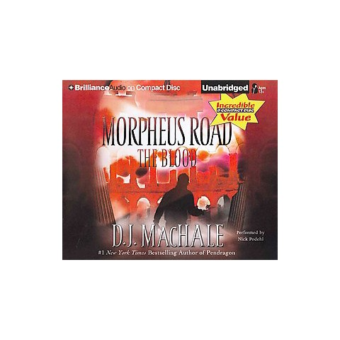 The Blood (Unabridged) (Compact Disc)