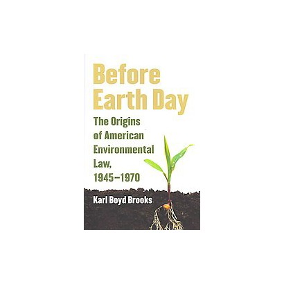 Before Earth Day (Paperback)