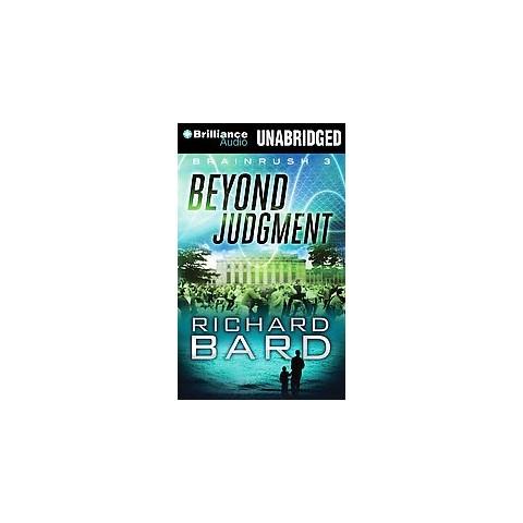 Beyond Judgment (Unabridged) (Compact Disc)
