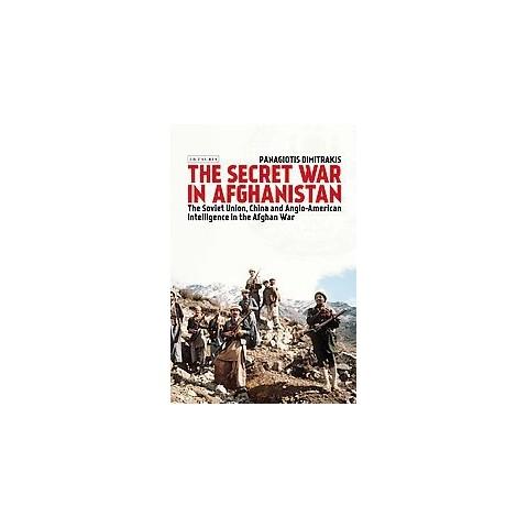 The Secret War in Afghanistan (Hardcover)