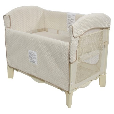 Arm's Reach Ideal Arc Co-Sleeper Bassinet - Natural