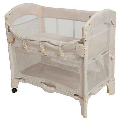Arm's Reach Mini Arc Co-Sleeper Bassinet - Natural