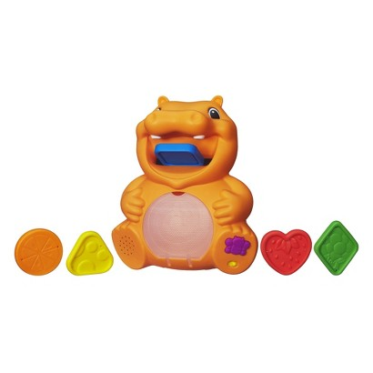 Playskool Lear animals Color Me Hungry Hippo Toy