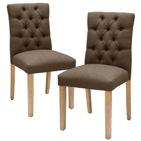 brookline tufted dining chair threshold product details page