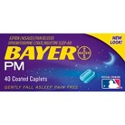 Bayer Pain Reliever Tablets - 40 Count