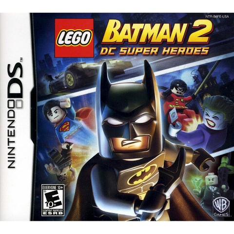 LEGO® Batman 2 DC Super Heroes PRE-OWNED (Nintendo DS)