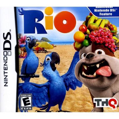 Rio PRE-OWNED (Nintendo DS)