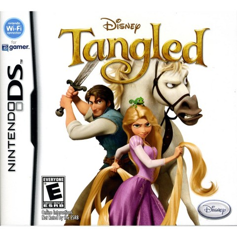 Disney Tangled PRE-OWNED (Nintendo DS)