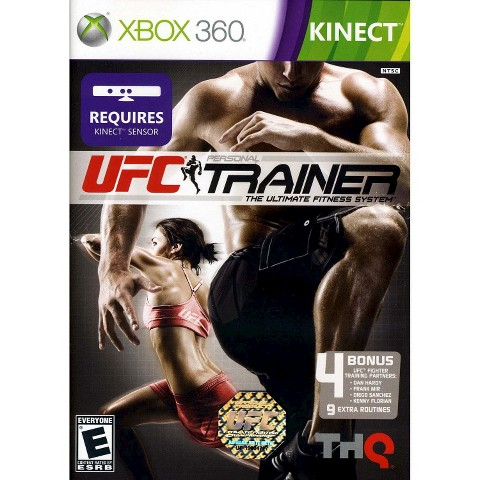 Ultimate Fighting Championship Personal Trainer: The Ultimate Fitness System (Xbox 360 Kinect)