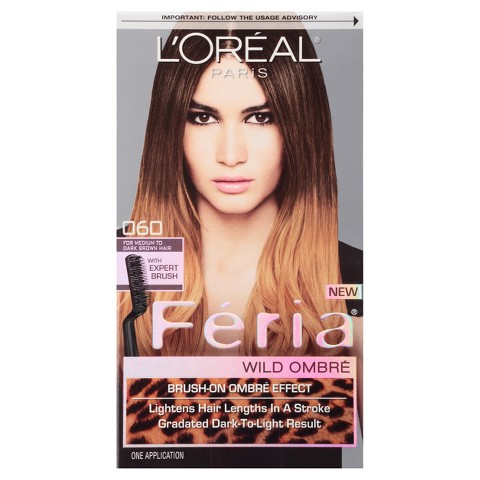 L'Oreal Feria Wild Ombre Hair Color