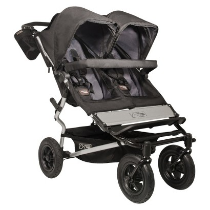 Mountain Buggy Compact Double Stroller - Flint