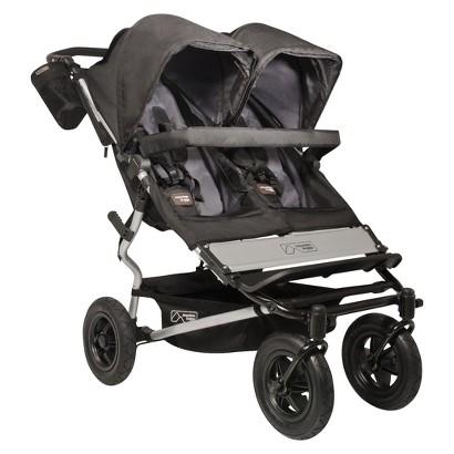 Mountain Buggy Compact Double Stroller - Flint