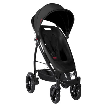 phil&teds Smart Compact Stroller - Black