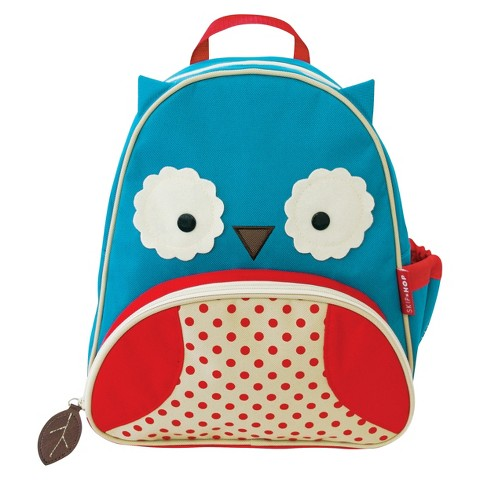 Skip Hop Zoo Pack Little Kids & Toddler Backpack Owl