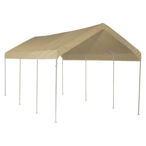 Shelter Logic 10' x 20' 8-Leg Canopy