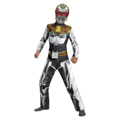 Boy's Power Rangers Robo Knight Megaforce Classic Costume