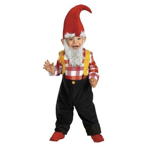 Infant/Toddler Garden Gnome Costume