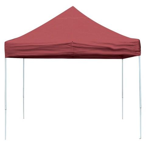 Shelter Logic Pro Straight Leg Pop-Up Canopy