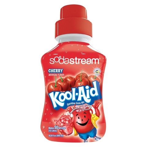 SodaStream™ Kool-Aid Cherry Soda Mix