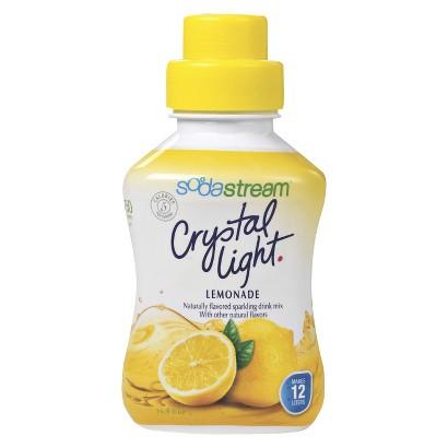 SodaStream™ Crystal Light Lemonade