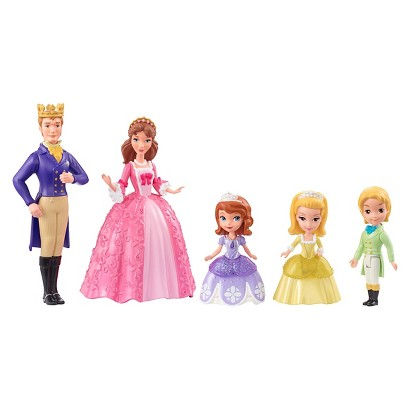 Disney Sofia the First Royal Family Giftset