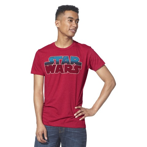 Star Wars Vintage Logo Men's T-Shirt
