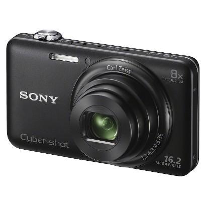 SONY Cyber-shot DSCWX80 16.2MP Digital Camera with 8x Optical Zoom
