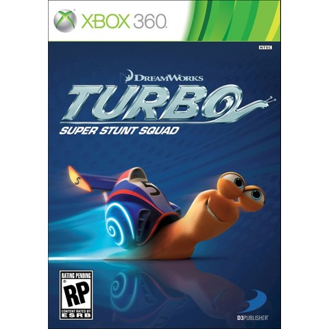 Turbo: Super Stunt Squad (Xbox 360)
