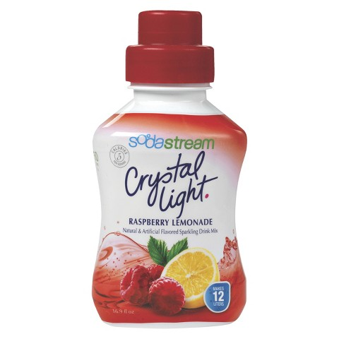 SodaStream™ Crystal Light Raspberry Lemonade Soda Mix